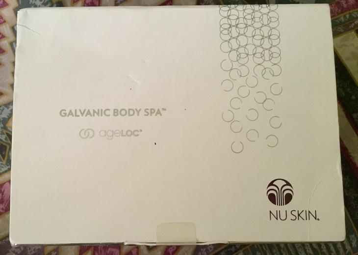 ageloc-galvanic-body-spa-unopened-box