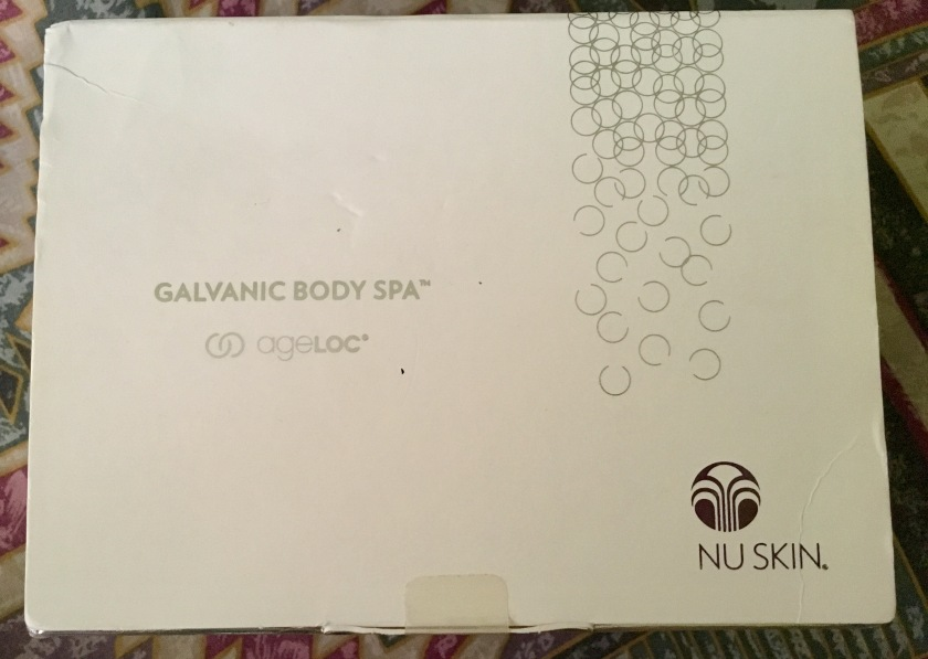ageloc-galvanic-body-spa-unopened-box