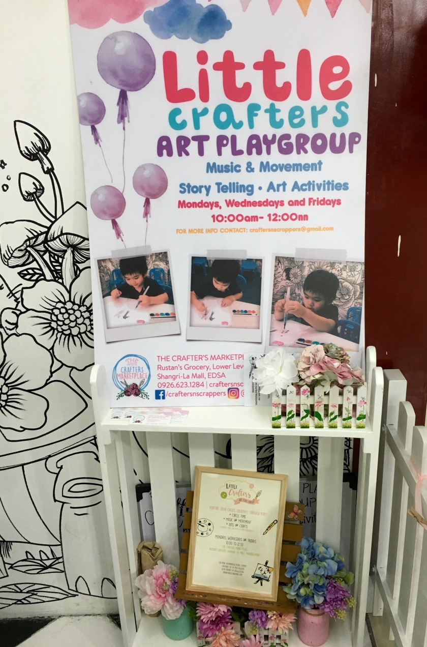 Little Crafters Art Playgroup