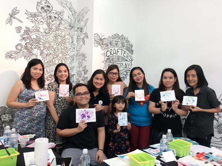 SAHMotsari and Mommy Bloggers Philippines at The Crafters Marketplace.jpeg